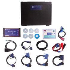 China Heavy Duty Truck Diagnostic Tool , Dearborn Protocol Adapter 5 Diesel Engines supplier
