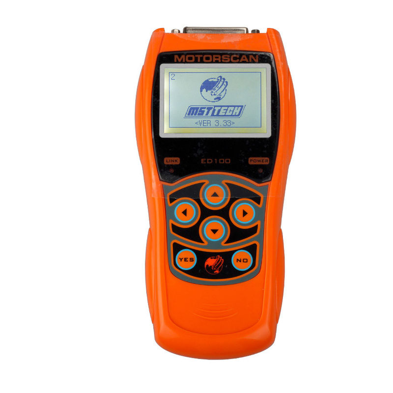 6 in 1 Handheld Auto Diagnostic Tools Motorcycle Scan Tool with USB Port